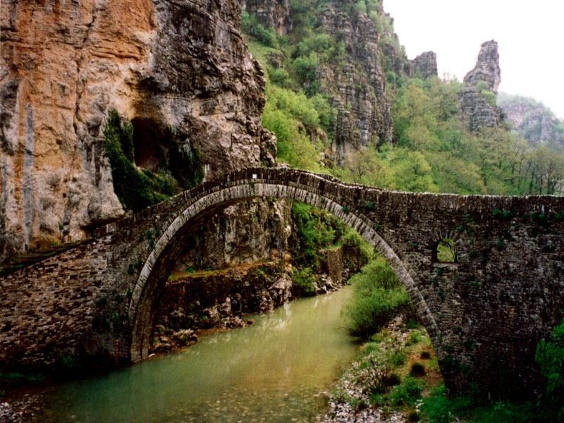 Traditional Bridges in Zagoria